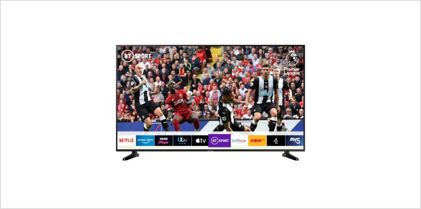 Samsung 65 Inch UE65RU7020 Smart 4K HDR LED TV from Argos