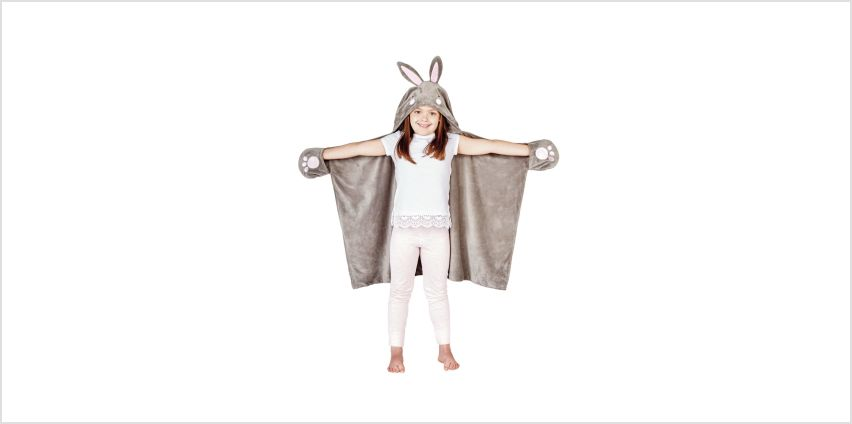 Easter Bunny Snuggle Blanket from Argos