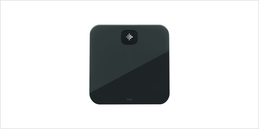Fitbit Aria Air Smart Bathroom Scales - Black from Argos