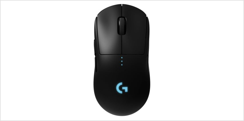 Logitech PRO Wireless Gaming Mouse from Argos