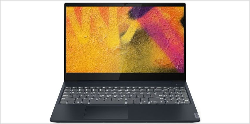 Lenovo IdeaPad S340 15.6in i5 8GB 2TB FHD Laptop - Black from Argos