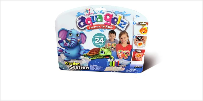 Aqua Gelz Creation Station from Argos
