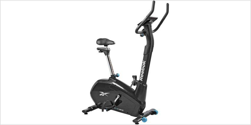 Reebok ZR10 Exercise Bike from Argos