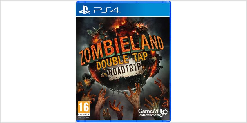 Zombieland Double Tap: Road Trip PS4 Game from Argos