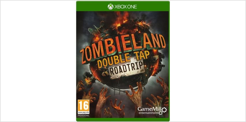 Zombieland Double Tap Road Trip Xbox One Game from Argos