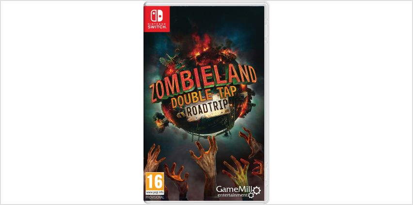 Zombieland Double Tap Road Trip Nintendo Switch Game from Argos