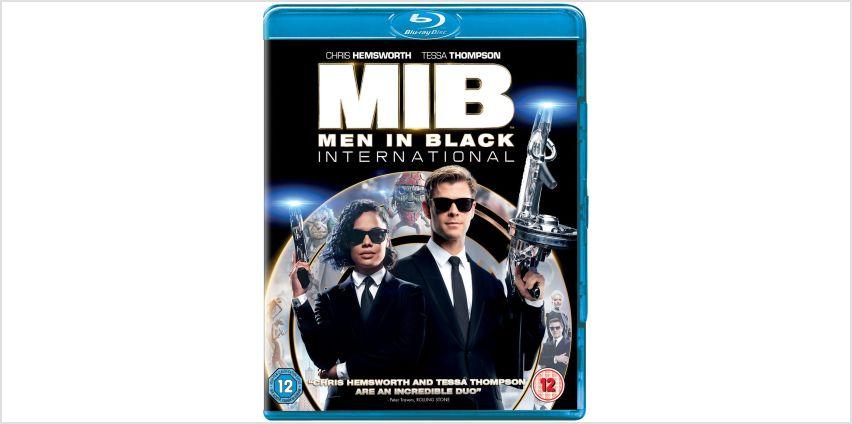 Men in Black International Blu-ray from Argos