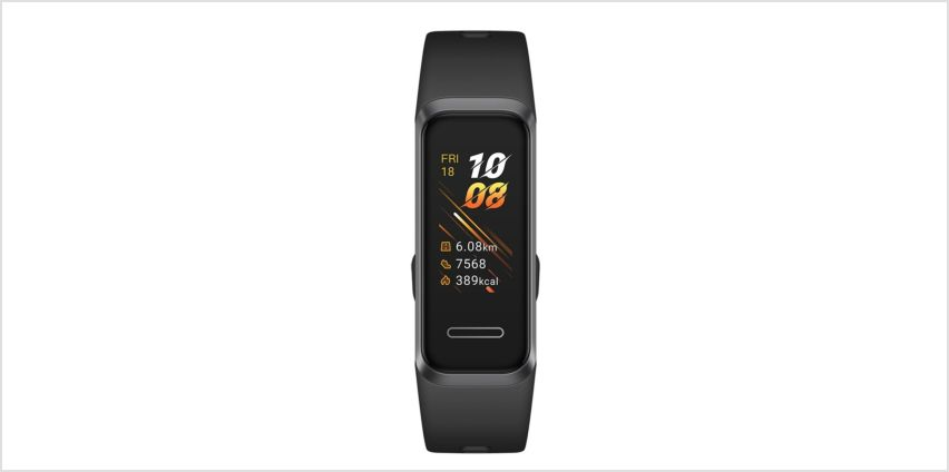 Huawei Band 4 Smart Fitness Tracker from Argos