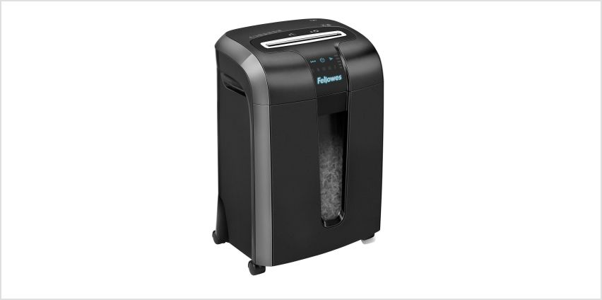 Fellowes 73Ci 12 Sheet 23 Litre Cross Cut Shredder from Argos