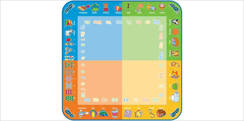 Tomy Aquadoodle Classic Colour from Argos