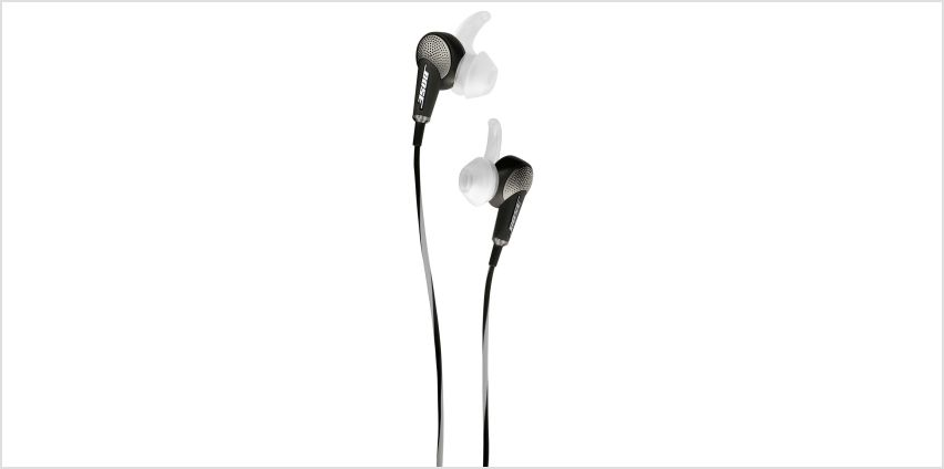 Bose QuietComfort QC20 In-Ear Headphones-For Android Devices from Argos