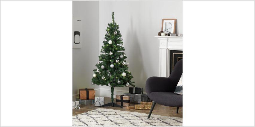Argos Home 5ft Noel Christmas Tree - Green from Argos