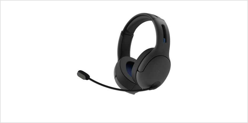 PDP LVL50 Wireless PS4, PC Headset - Grey from Argos