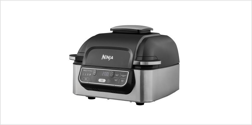 Ninja Foodi Health Grill & Air Fryer with Dehydrator AG301UK from Argos