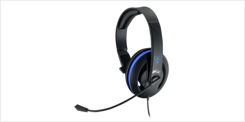 Turtle Beach P4C PS4 Chat Headset from Argos