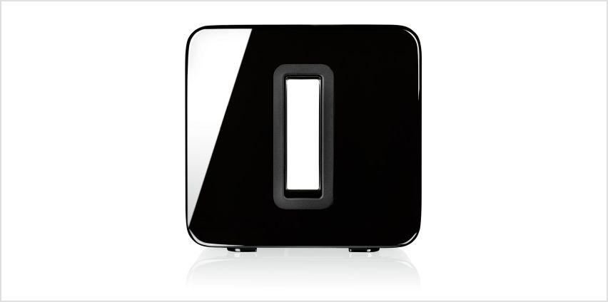 Sonos Sub Wireless Subwoofer - Black from Argos
