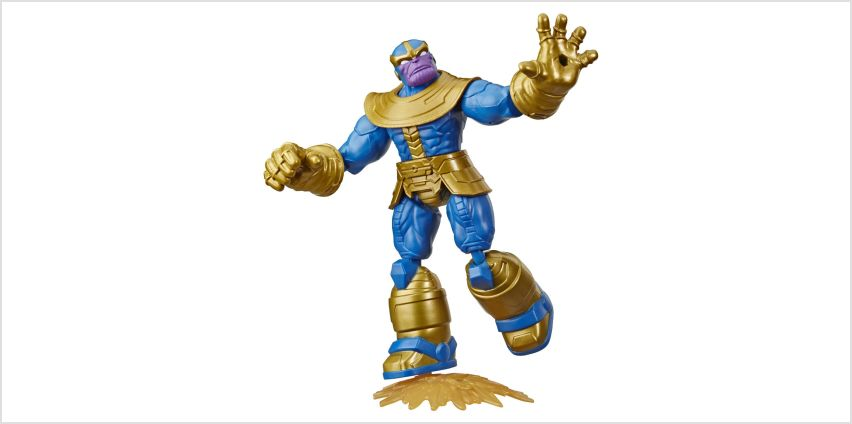 Marvel Avengers Bend And Flex Thanos from Argos