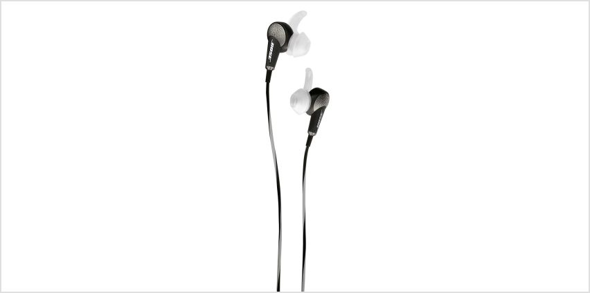 Bose QuietComfort QC20 In-Ear Headphones- For Apple Devices from Argos