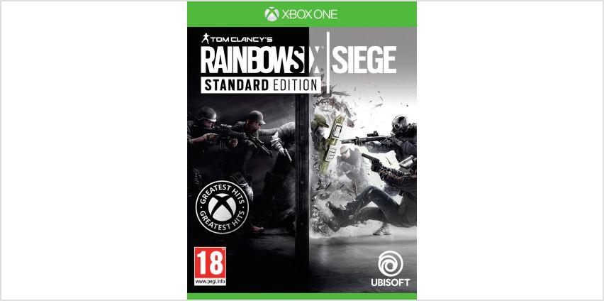 Rainbow Six Siege - Xbox One from Argos