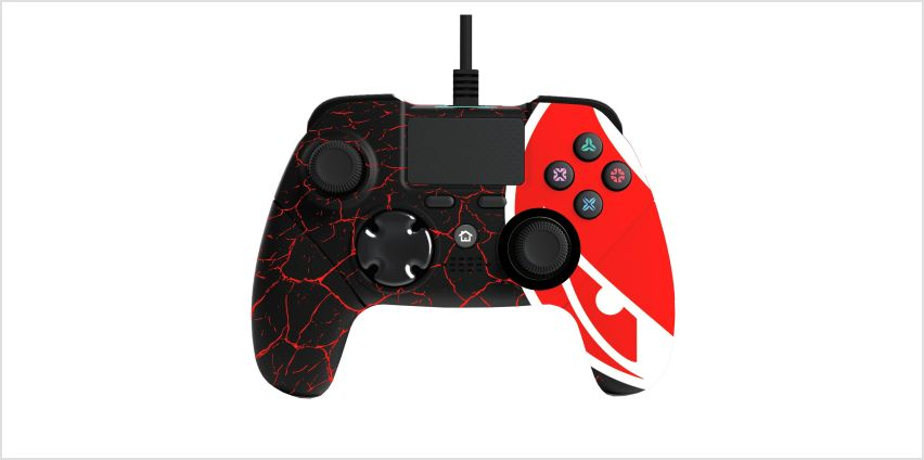 CCUK Mayhem MK1 PS4 Signature Controller - Storm Pre-Order from Argos