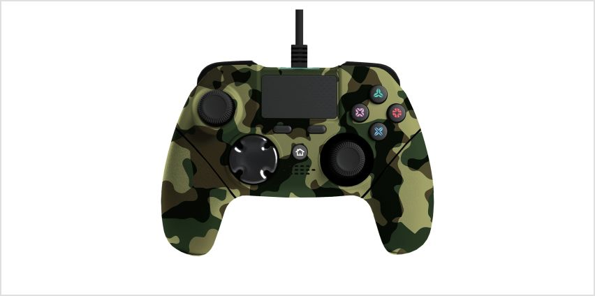 CCUK Mayhem MK1 PS4 Controller - Green Camo Pre-Order from Argos