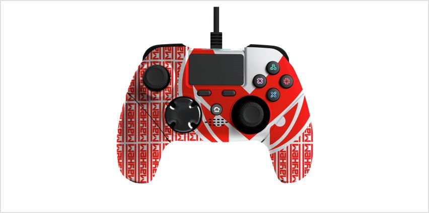 Mayhem MK1 Signature PS4 Controller - Autograph Pre-Order from Argos