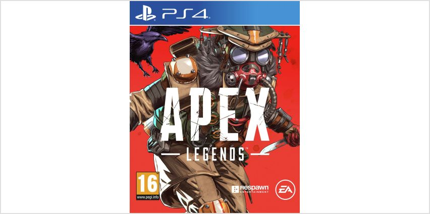 Apex Legends: Bloodhound Edition PS4 Game from Argos