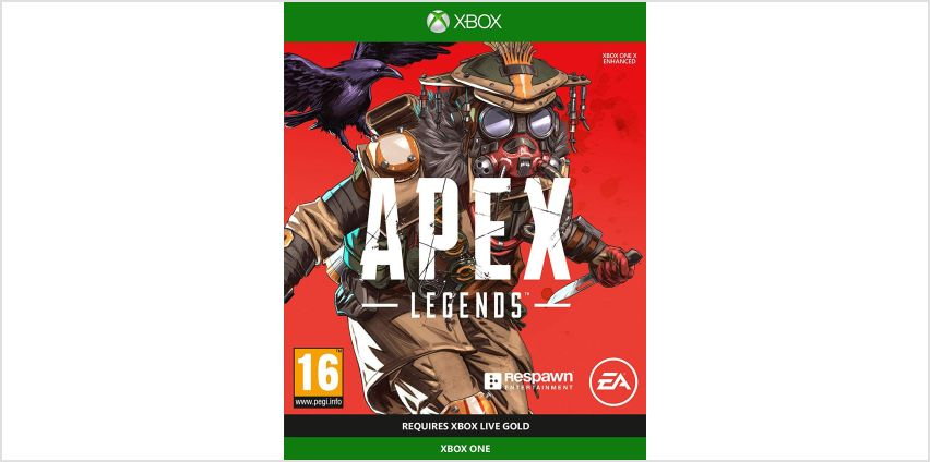 Apex Legends: Bloodhound Edition Xbox One Game from Argos