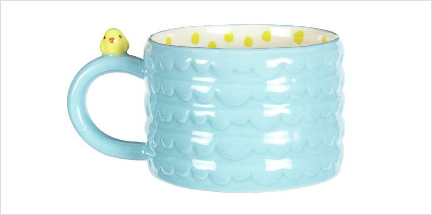 Chick Handle Mug from Argos