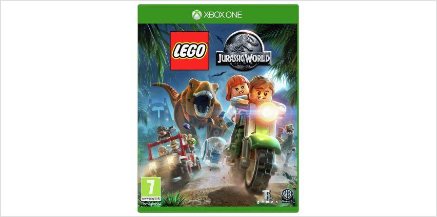 LEGO Jurassic World Xbox One Game from Argos