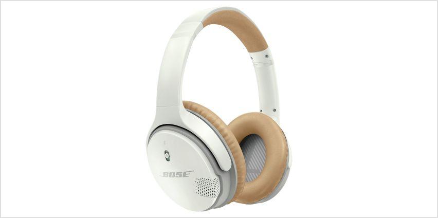 Bose SoundLink Around Ear Headphones - White from Argos