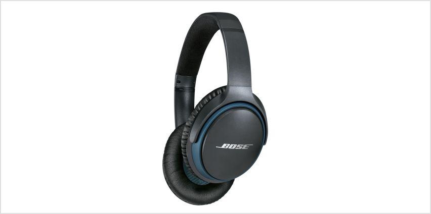 Bose SoundLink Around Ear Headphones - Black from Argos