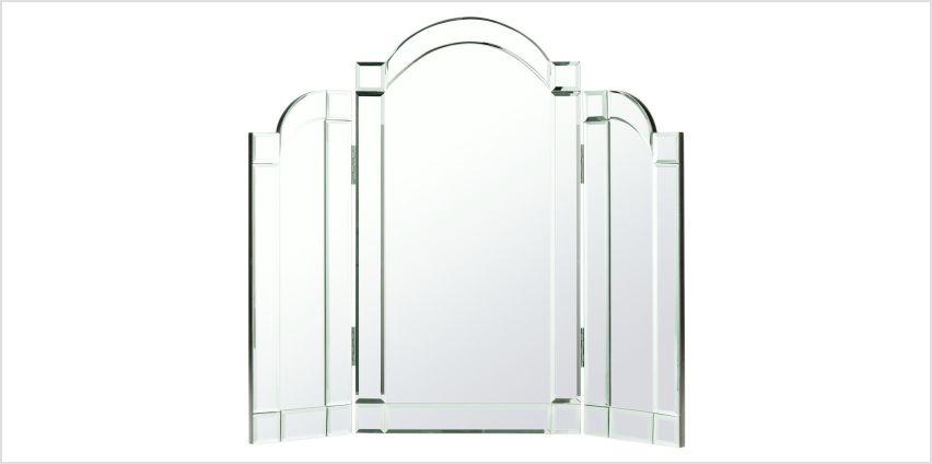 Argos Home Canzano Dressing Table Mirror from Argos