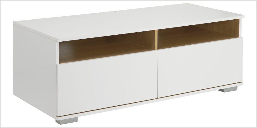 Argos Home Modular TV Unit - White/Oak from Argos