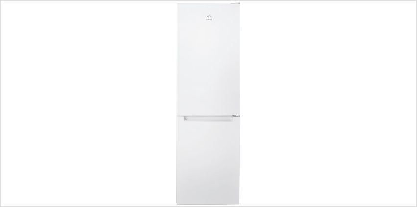 Indesit LR8S1W Fridge Freezer - White. from Argos