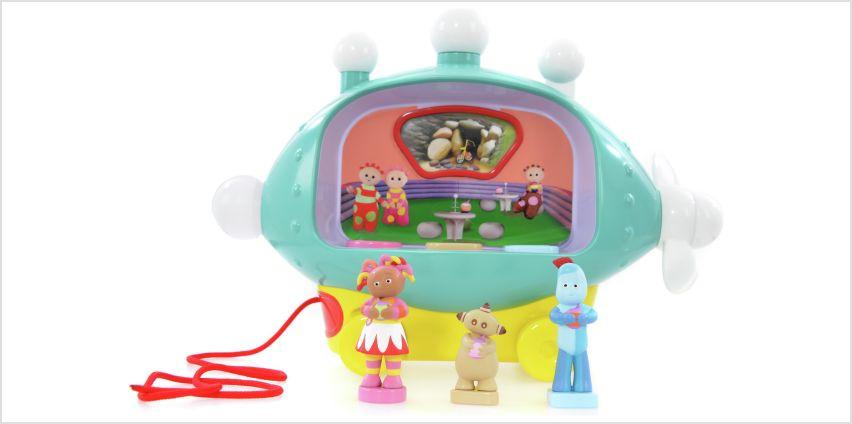 In The Night Garden Musical Activity Pinky Ponk from Argos