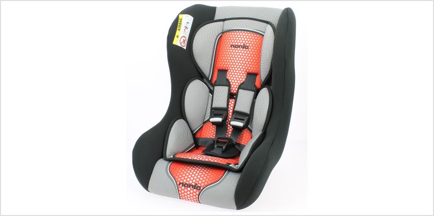 Trio Comfort First Pop Group 0/1/2 Car Seat - Red from Argos