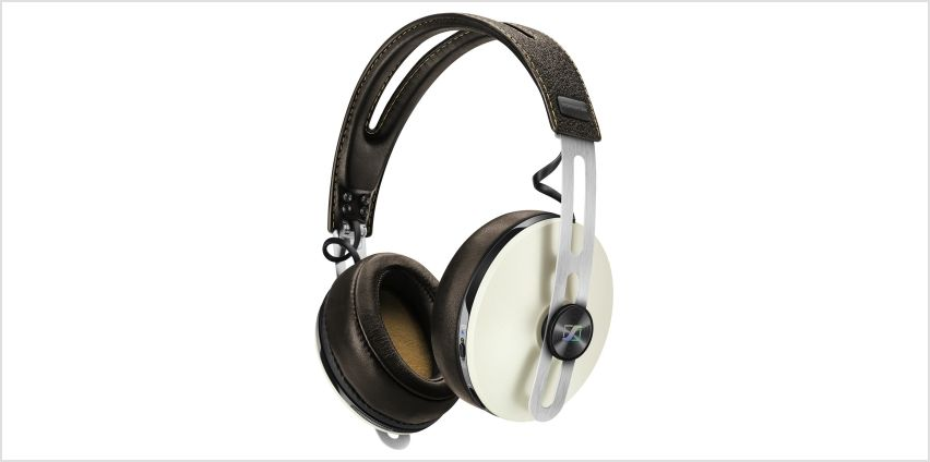 Sennheiser Momentum 2.0 Around Ear Wireless Headphones Ivory from Argos