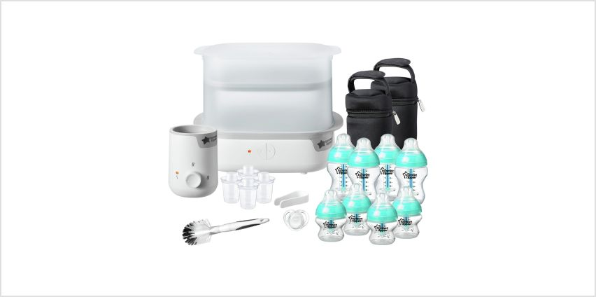 Tommee Tippee Advanced Anti-Colic Complete Feeding Kit from Argos