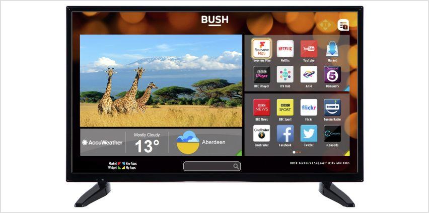 Bush 32 Inch HD Ready Smart TV from Argos