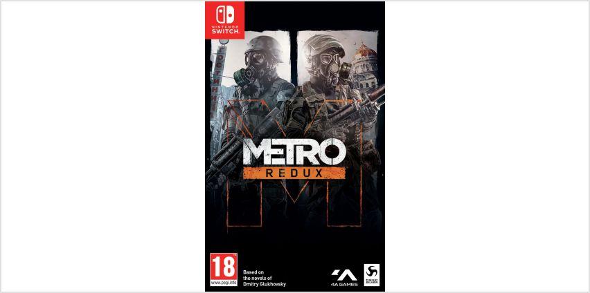 Metro Redux Nintendo Switch Game from Argos