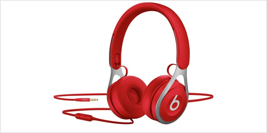 Beats by Dre EP On-Ear Headphones - Red from Argos