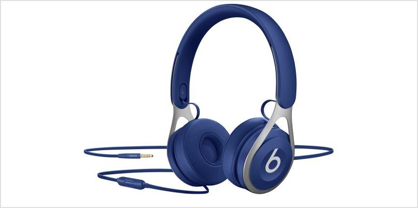 Beats by Dre EP On-Ear Headphones - Blue from Argos