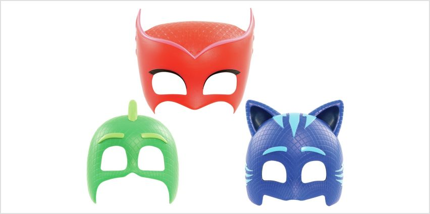 PJ Masks Role Play Character Masks Assortment from Argos