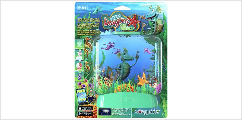 Aqua Dragons Sea Friends. from Argos