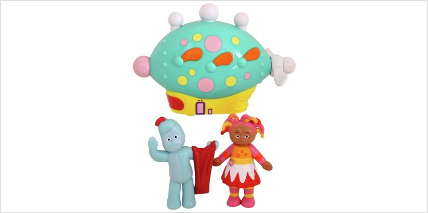 In The Night Garden Pinky Ponk & Character Set from Argos