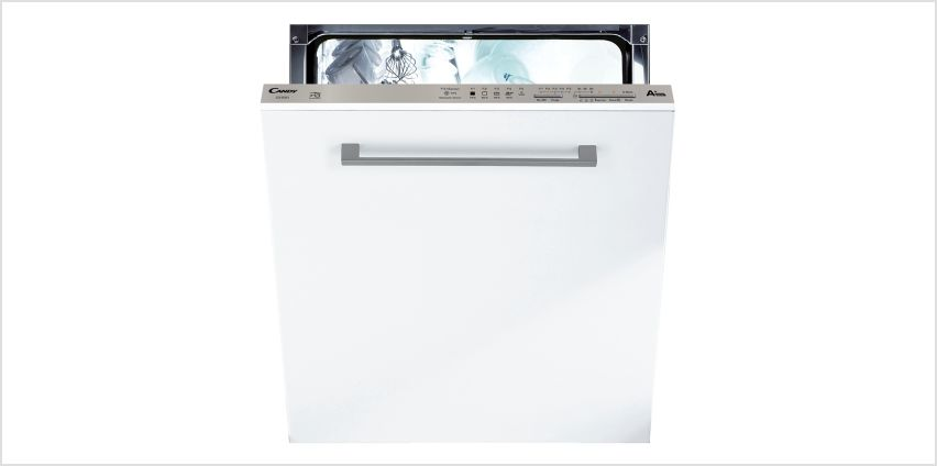 Candy CDI6061 Integrated Dishwasher from Argos