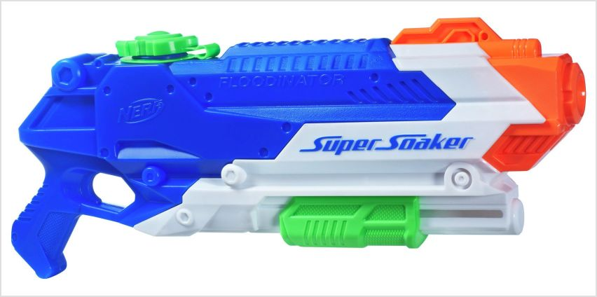 Nerf Super Soaker Floodinator from Argos