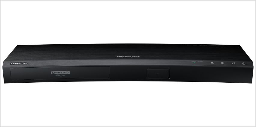 Samsung UBD M9000 4K UHD Smart Blu-ray Player from Argos