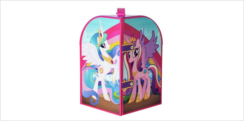 My Little Pony Carousel Beauty Case from Argos